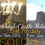 Bickleigh Castle Milonga 18