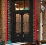 doodle bar entrance