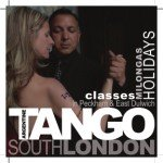 calendar of events at tango south london.