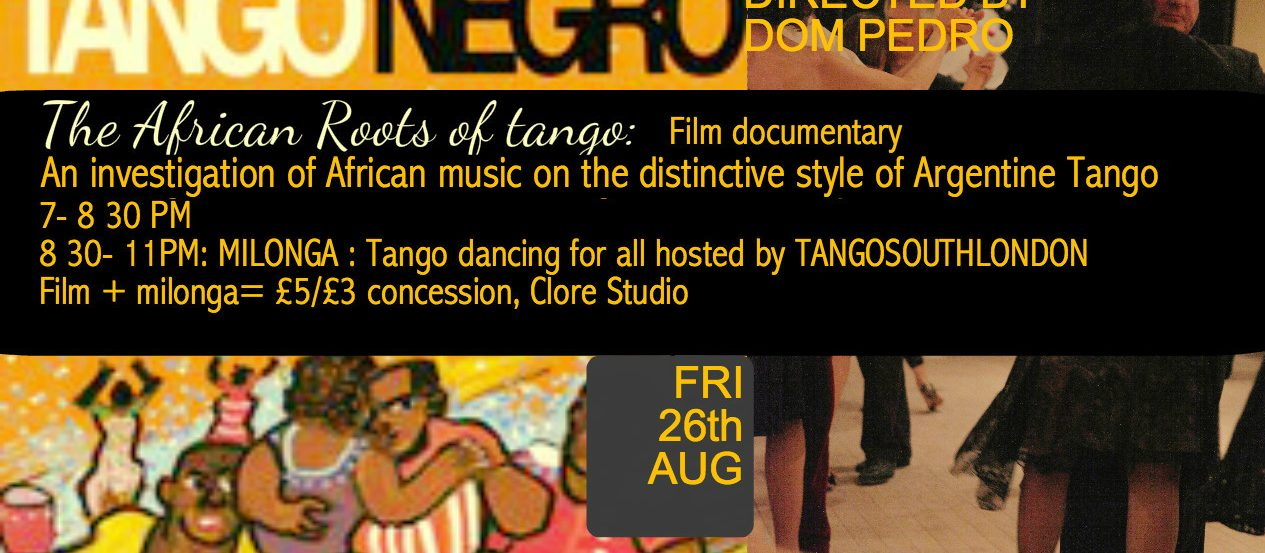 Absolute Final tango Negro